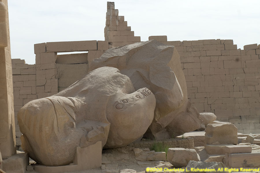 Ramesseum Photo Gallery